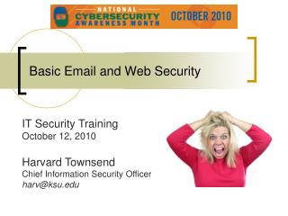 Essential Email and Web Security