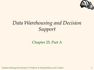 Information Warehousing and Choice Backing