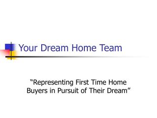 Your Fantasy Home Group