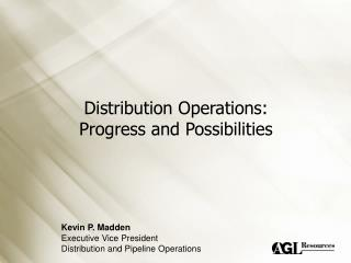 Dispersion Operations: Advancement and Potential outcomes