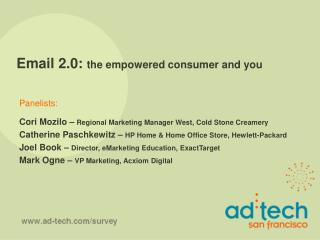 Email 2.0: the engaged buyer and you