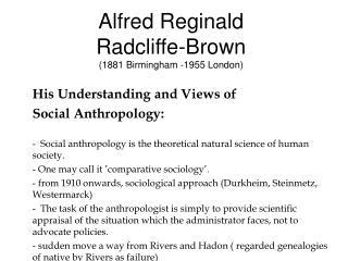 Alfred Reginald Radcliffe-Chestnut (1881 Birmingham - 1955 London)