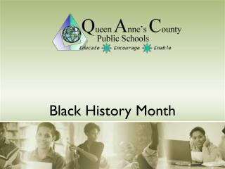 Dark History Month