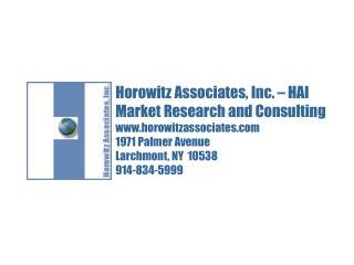 Horowitz Partners, Inc.