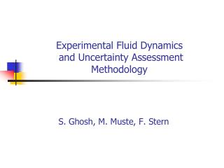 Test Liquid Elements and Vulnerability Evaluation Approach