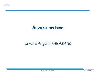 Suzaku file