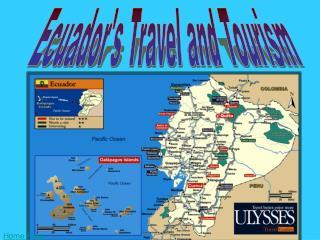 Ecuador's Travel and Tourism
