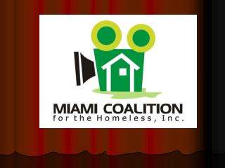 Miami Coalition for the Destitute, Inc. Short Film Rivalry Isabel L. Fernandez, Board VP