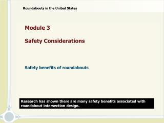 Module 3 Security Contemplations