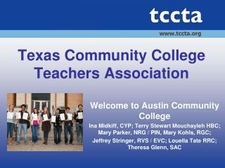 Texas Junior college Educators Affiliation