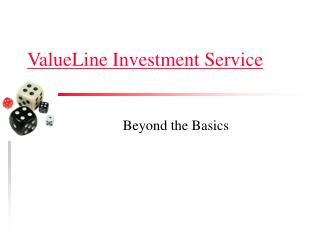 ValueLine Speculation Administration