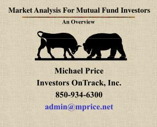Market Investigation For Shared Asset Speculators