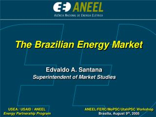The Brazilian Vitality Market