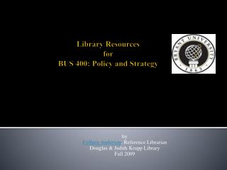 Library Assets for Transport 400: Arrangement and Methodology