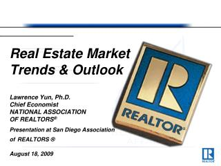 Land Market Patterns and Standpoint