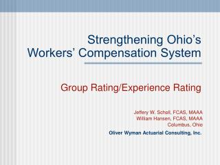 Reinforcing Ohio's Laborers' Pay Framework