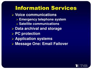 Voice correspondences Crisis phone framework Satellite interchanges Information authentic and capacity PC insurance Appl