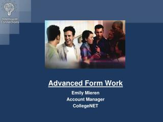 Propelled Structure Work Emily Mieren Account Administrator CollegeNET