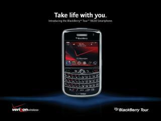 Initiate BlackBerry on Verizon Remote System