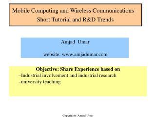 Portable Processing and Remote Correspondences