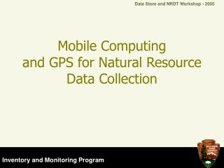 Portable Registering and GPS for Normal Asset Information Gathering