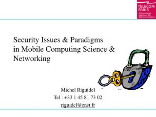 Security Issues and Ideal models in Versatile Figuring Science and Systems administration