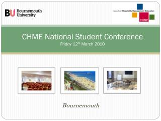 CHME National Understudy Meeting Friday 12 th Walk 2010