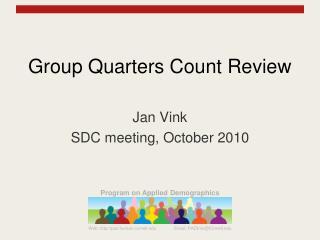 Bunch Quarters Number Survey