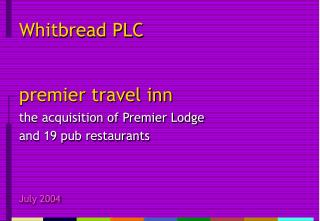 chief travel hotel the securing of Head Cabin and 19 bar eateries