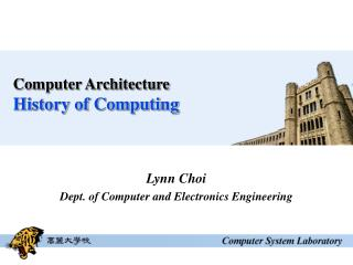PC Engineering History of Processing