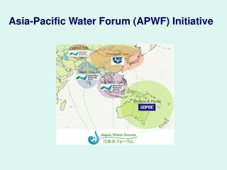 Asia-Pacific Water Gathering (APWF) Activity