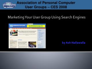 Promoting Your Client Bunch Utilizing Internet searchers