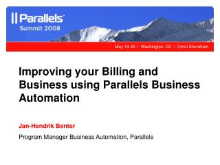 Enhancing your Charging and Business utilizing Parallels Business Computerization