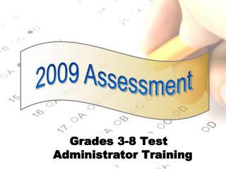 2009 Appraisal