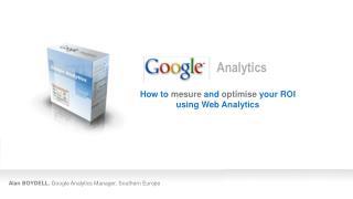 Alan BOYDELL , Google Examination Supervisor, Southern Europe