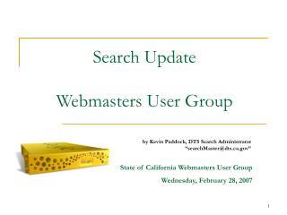 Seek Overhaul Website admins Client Bunch