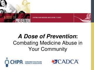 A Measurement of Avoidance : Fighting Prescription Misuse in Your Group