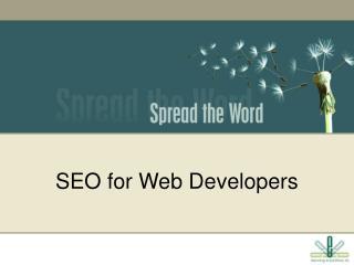 SEO for Web Engineers