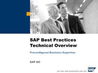 SAP Best Practices Specialized Outline Preconfigured Business Skill