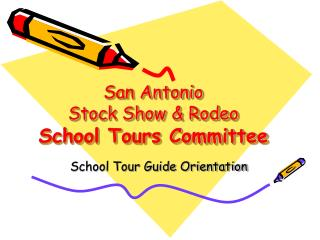San Antonio Stock Show and Rodeo School Visits Board of trustees