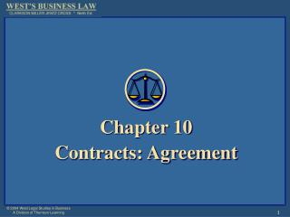 Part 10 Contracts: Understanding