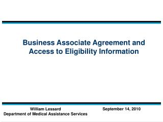 Business Partner Understanding and Access to Qualification Data