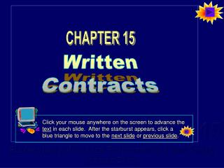 Composed Contracts