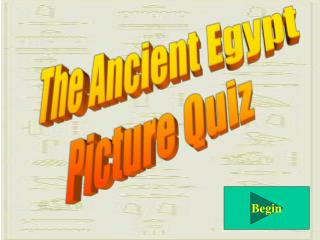 The Old Egypt Picture Test