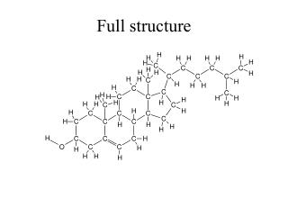 Full structure