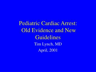 Pediatric Heart failure: Old Confirmation and New Rules