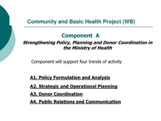 Group and Fundamental Wellbeing Venture ( WB )
