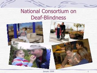 National Consortium on Hard of hearing Visual impairment