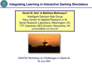 Incorporating Learning in Intelligent Gaming Test systems