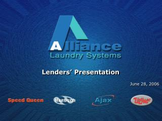 Loan specialists' Presentation